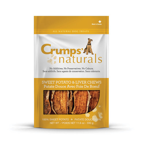Crumps Sweet Potato With Liver 160g