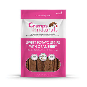 Crumps Sweet Potato With Cranberries