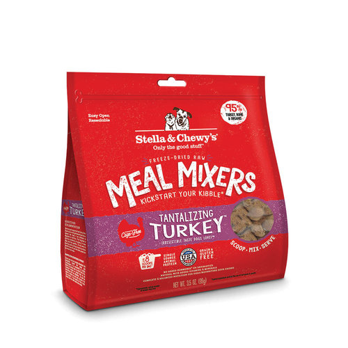 Stella & Chewy's Dog Mixer Turkey