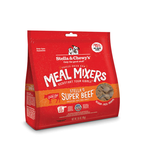 Stella & Chewy's Dog Mixer Beef