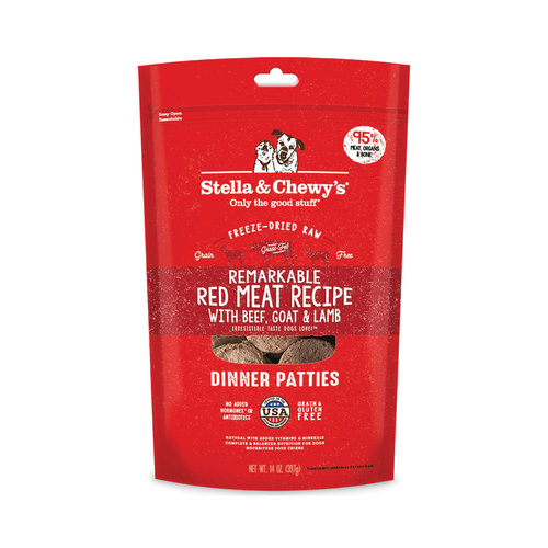 Stella & Chewy's Dog Freeze Dried Red Meat