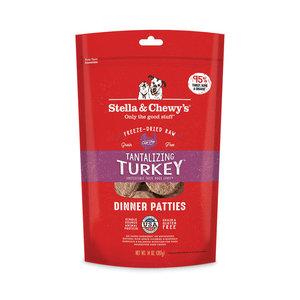 Stella & Chewy's Dog Freeze Dried Turkey