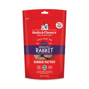 Stella & Chewy's Dog Freeze Dried Rabbit