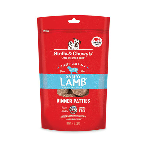 Stella & Chewy's Dog Freeze Dried Lamb