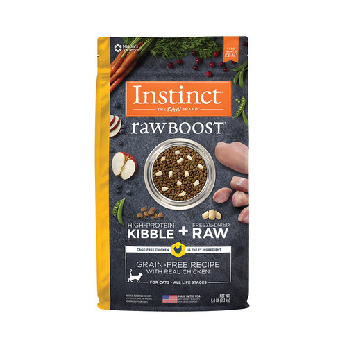 Instinct Cat GF Raw Boost Chicken