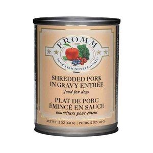 FROMM Dog Shredded Pork 13oz