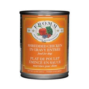 FROMM Dog Shredded Chicken 13oz