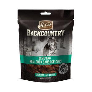 Merrick Backcountry Game Bird Sausage Treat 5oz