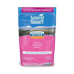 Natural Balance Cat Ultra Chicken and Salmon