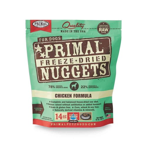 Primal Dog Freeze Dried Chicken