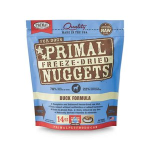 Primal Dog Freeze Dried Duck