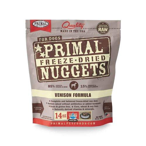 Primal Dog Freeze Dried Venison