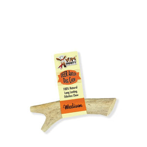 Yum Diggity Treats Deer Antler Chew Solid