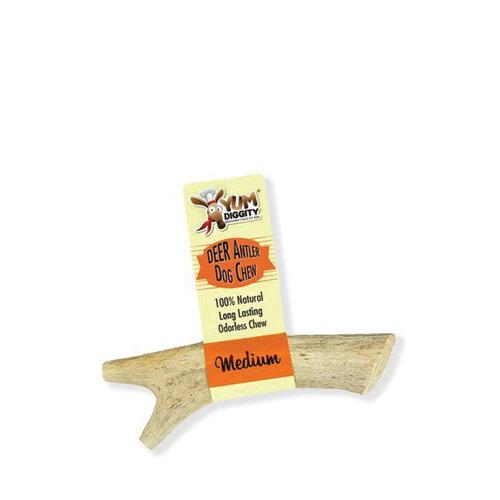Yum Diggity Treats Deer Antler Chew Solid