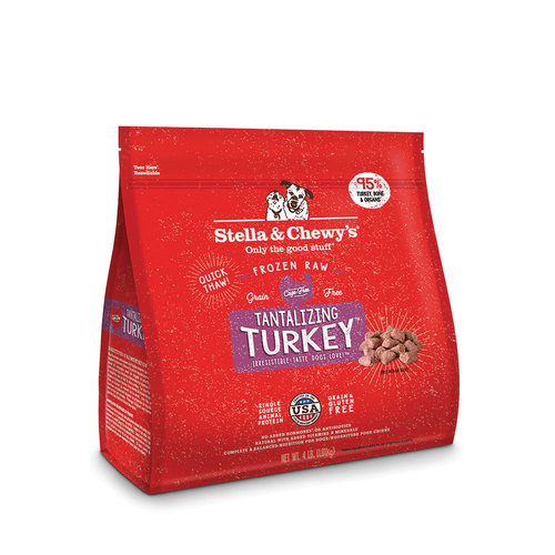 Stella & Chewy's Dog Frozen Turkey