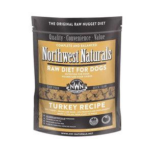 Northwest Naturals Dog Frozen Turkey