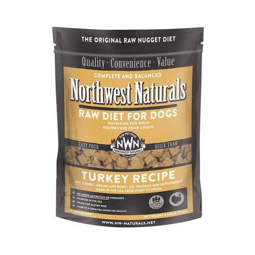 Northwest Naturals Dog Frozen Turkey 6lb