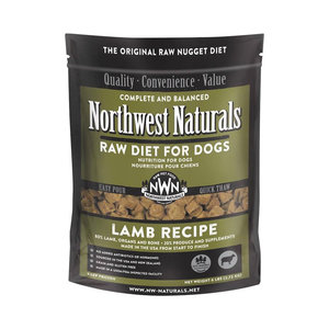 Northwest Naturals Dog Frozen Lamb