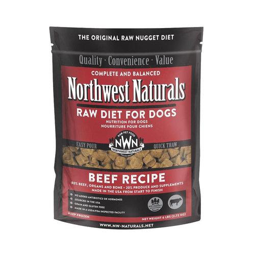 Northwest Naturals Dog Frozen Beef 6lb