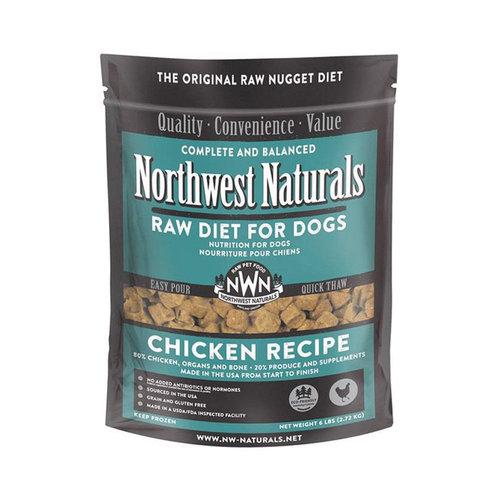Northwest Naturals Dog Frozen Chicken 6lb