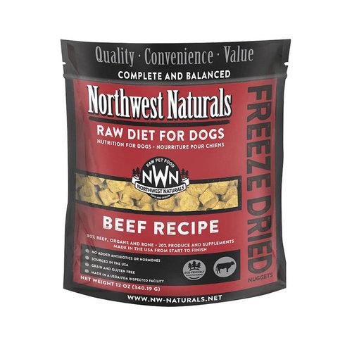 Northwest Naturals Dog Freeze Dried Beef 12oz