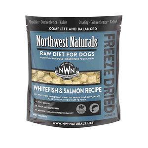 Northwest Naturals Dog Freeze Dried Whitefish and Salmon