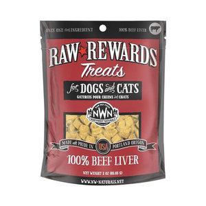 Northwest Naturals Freeze Dried Beef Liver Treats 3oz