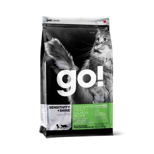 GO! Cat Sensitivity/Shine Trout and Salmon 8lb