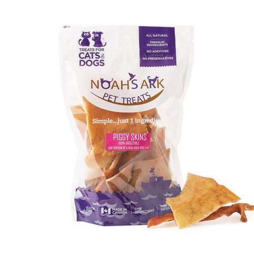 Noah's Ark Pet Treats Piggy Skins 275g