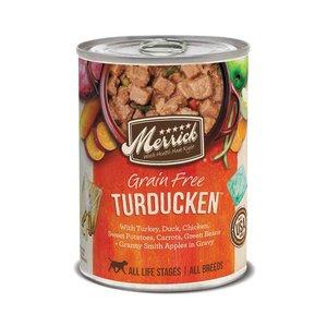 Merrick Dog GF Stew Turducken 12.7oz