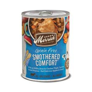 Merrick Dog GF Stew Smothered Comfort 12.7oz