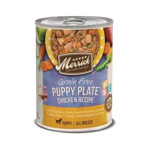 Merrick Dog GF Stew Puppy Plate 12.7oz