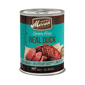 Merrick Dog GF 96% Duck 12.7oz