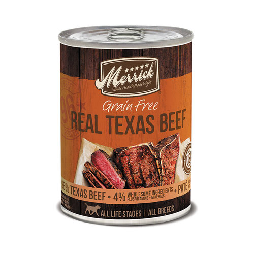Merrick Dog GF 96% Beef 12.7oz