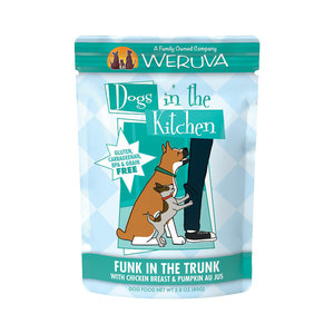 Weruva Dog Pouch Funk In The Trunk 2.8oz