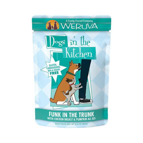 Weruva Dog Pouch Funk In The Trunk 2.8oz