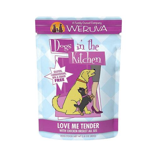 Weruva Dog Pouch Love Me Tender 2.8oz