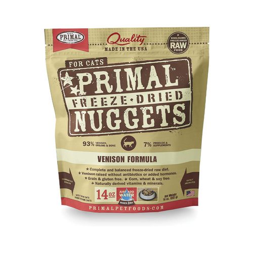 Primal Cat Freeze Dried Venison