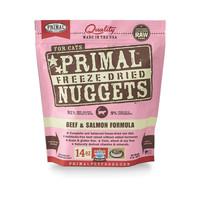 Cat Freeze Dried Beef and Salmon