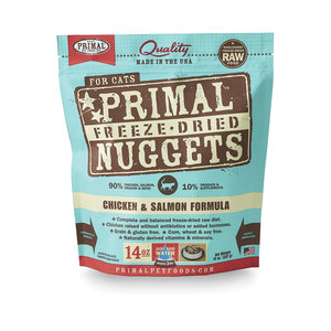 Primal Cat Freeze Dried Chicken and Salmon