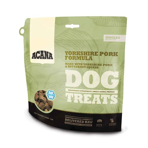 Acana Dog Treats Pork