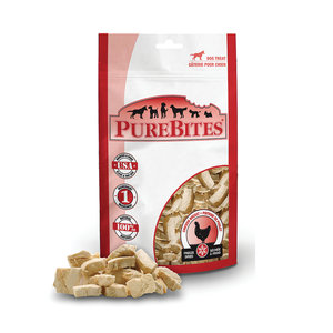 Pure Bites Dog Treat Chicken Breast 85g