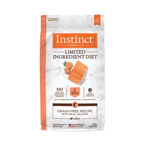 Instinct Dog LID Salmon