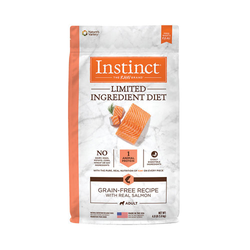 Instinct Dog LID Salmon