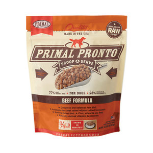 Primal Dog Frozen Beef