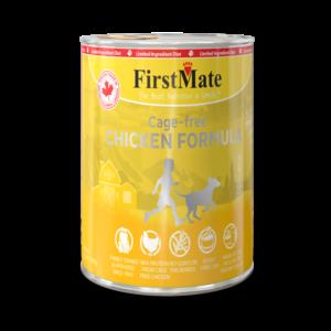 First Mate Dog LID Chicken 12.5oz