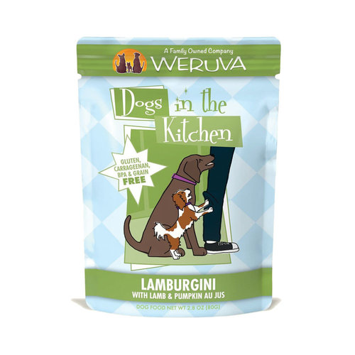 Weruva Dog Pouch Lamburgini 2.8oz