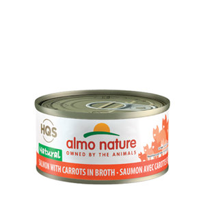 Almo Legend Salmon with Carrot 70g