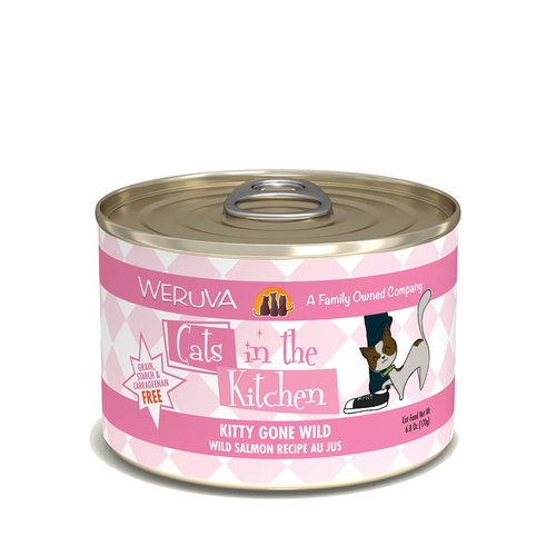 Cats in the Kitchen Kitty Gone Wild 6oz