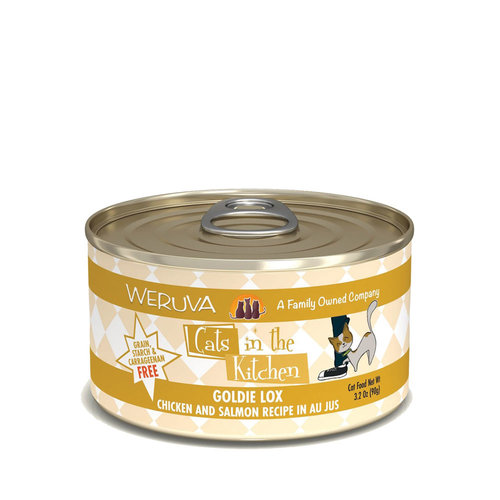 Cats in the Kitchen Goldie Lox 6oz